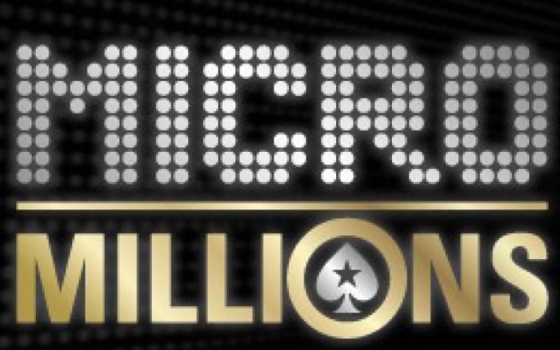 PokerStars MicroMillions: 17-27 июля