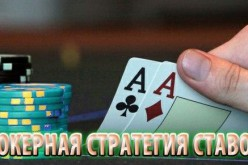 Покерная стратегия ставок. Часть 1.