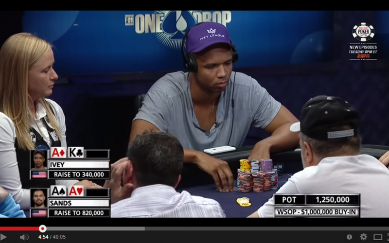 WSOP 2014 – The Big One For One Drop – Episode 1