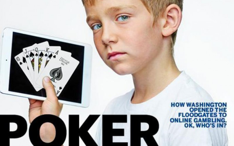 Проплаченная статья Newsweek об онлайн покере