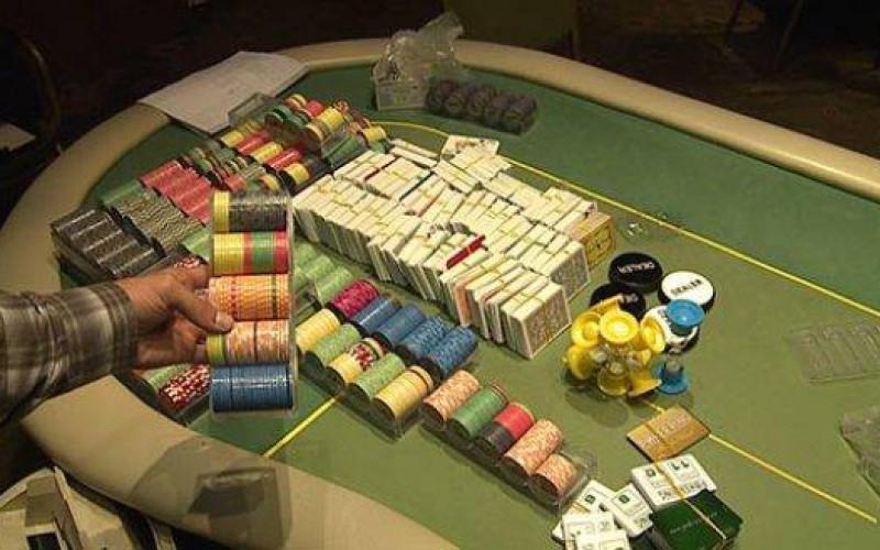 В Виннице милиция закрыла подпольное казино