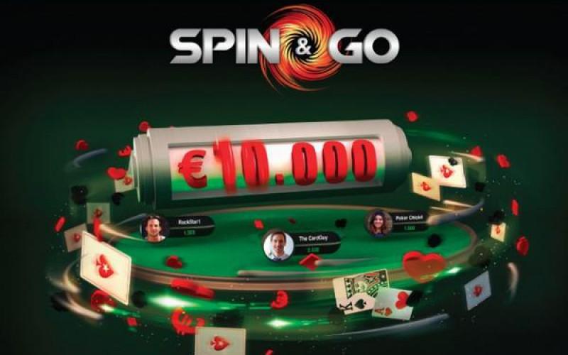 PokerStars запустил игры в новом формате Spin & Go в России и СНГ