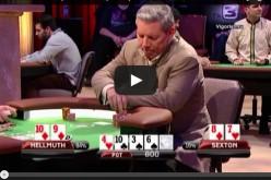 Чемпионат по игре в покер один на один. Эпизод 2