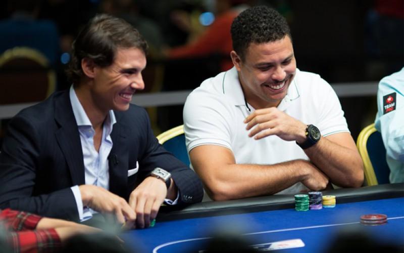 Роналдо бросил вызов Надалю в покер