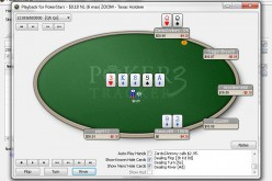 День 2 катки Zoom NLH10 6max на PokerStars