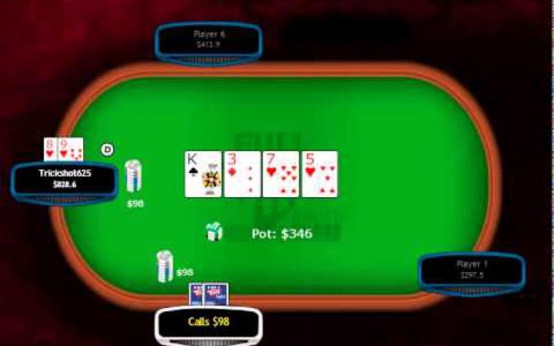 Сногсшибательное видео: Straight Flush – Guess the Poker Hand with Gareth Chantler – Full Tilt Poker
