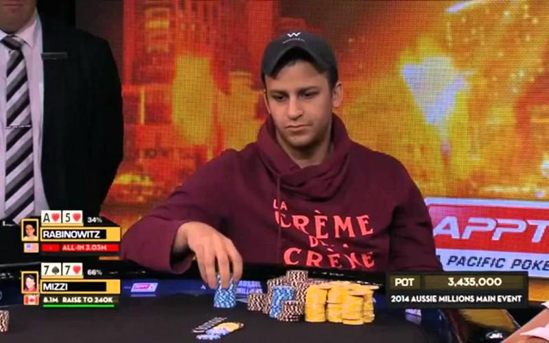 Неоспоримое видео: Австралийские Миллионы 2014 [Главный турнир] Эпизод 2