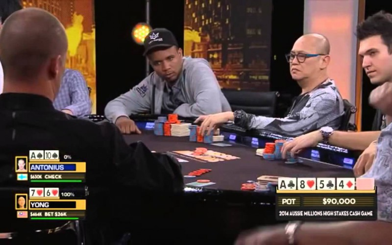 Aussie Millions 2014 [High Stakes Cash Game] Ep03