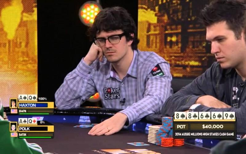 Мощное видео: Aussie Millions 2014 [High Stakes Cash Game] Ep05