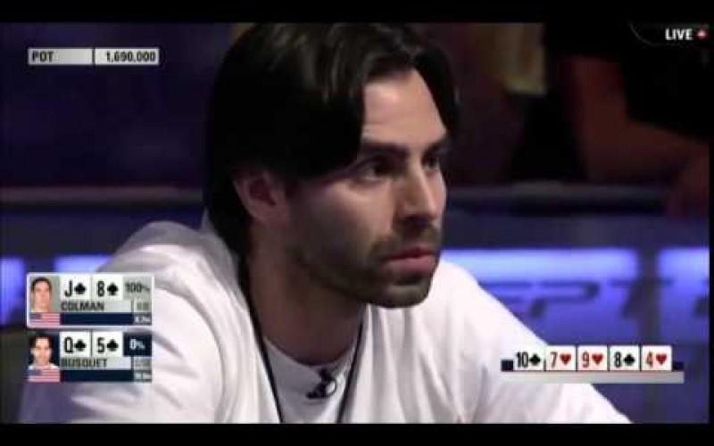 Видео: Турнир суперхайроллеров в Барселоне. EPT 11. part 9