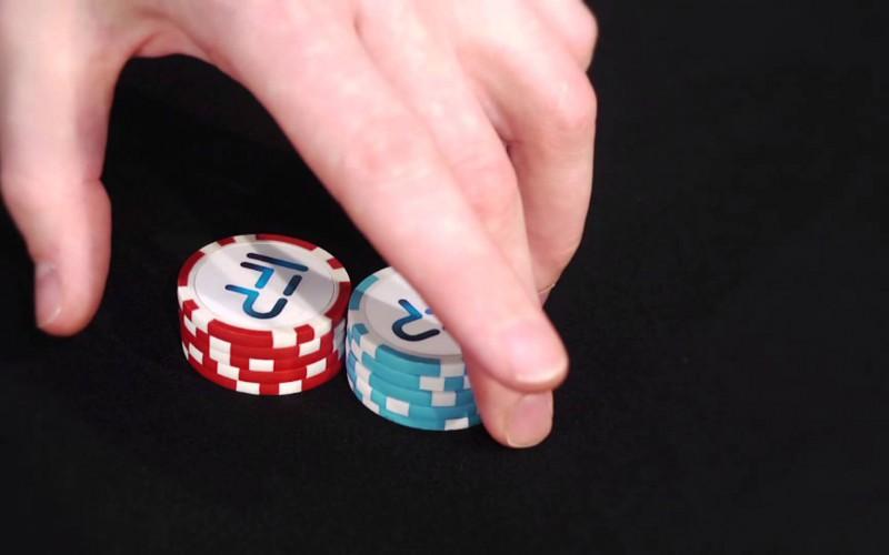 Видео: Трюки с покерными фишками 4 – The Chip Shuffle