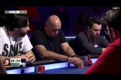 Видео: Турнир суперхайроллеров в Барселоне. EPT 11. part 1