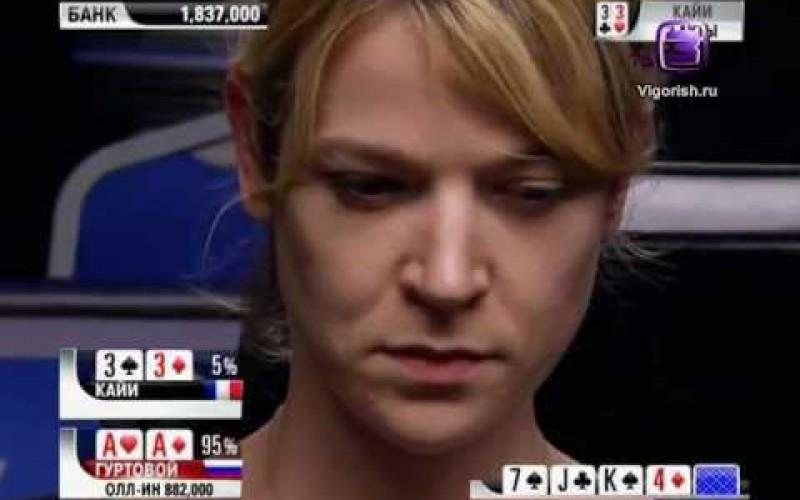 видео: EPT8 Monte-Carlo Grand Final part.7 (Городецкий)