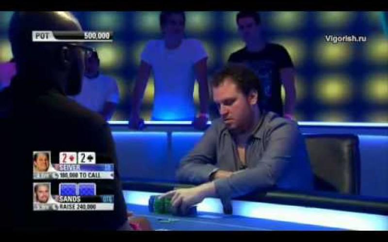 видео: PCA10 $100k Super High Roller 2013 (Городецкий) 2/3