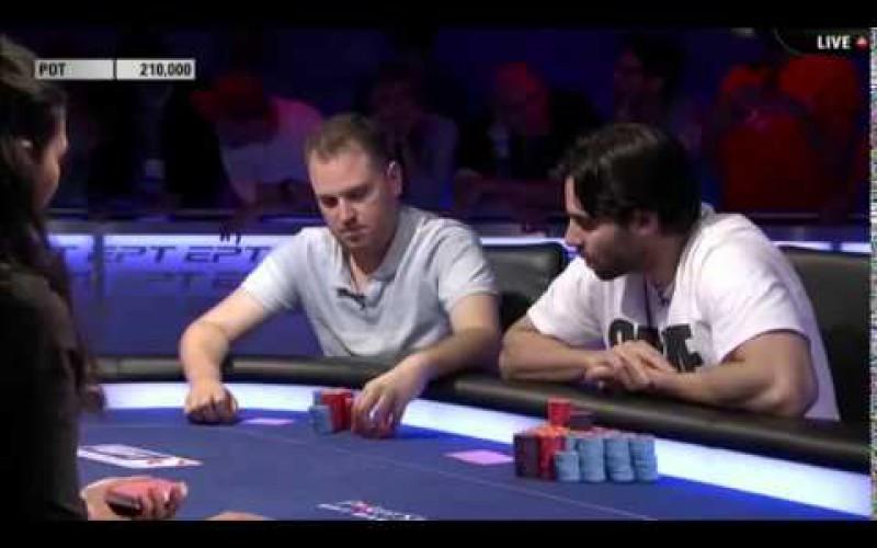 Видео: EPT 11. Европейский покерный тур 2014/2015. part 5