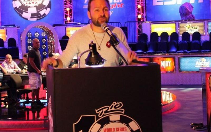 Даниэль Негреану в Зале Славы Покера!