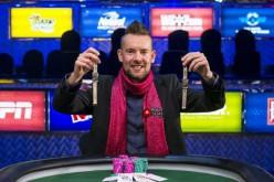 Немецкий вундеркинд Джордж Данцер завоевал третий браслет на WSOP 2014