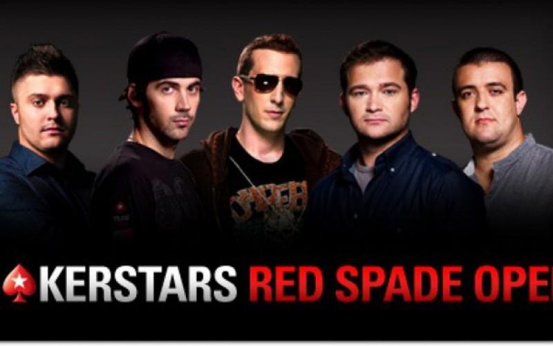 Red Spade Open. Бросьте вызов профессионалам PokerStars