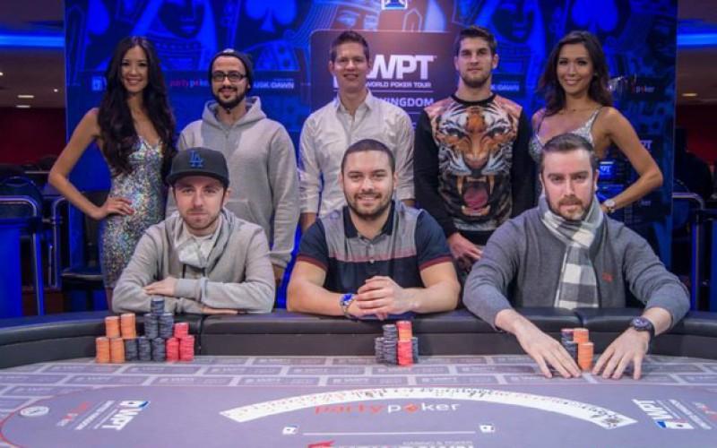 WPT набирает обороты: начало чемпионата в Казахстане и 6 финалистов в Великобритании