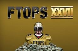 Возвращается серия FTOPS XXVII с гарантированным призовым фондом превышающим $4 000 000