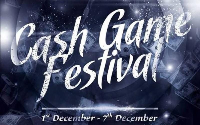 Декабрьский Cash Game Festival на Кипре