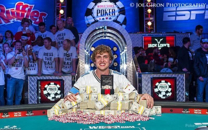 Чемпион WSOP Main Event 2013 весь свой выигрыш вложил в фондовый рынок