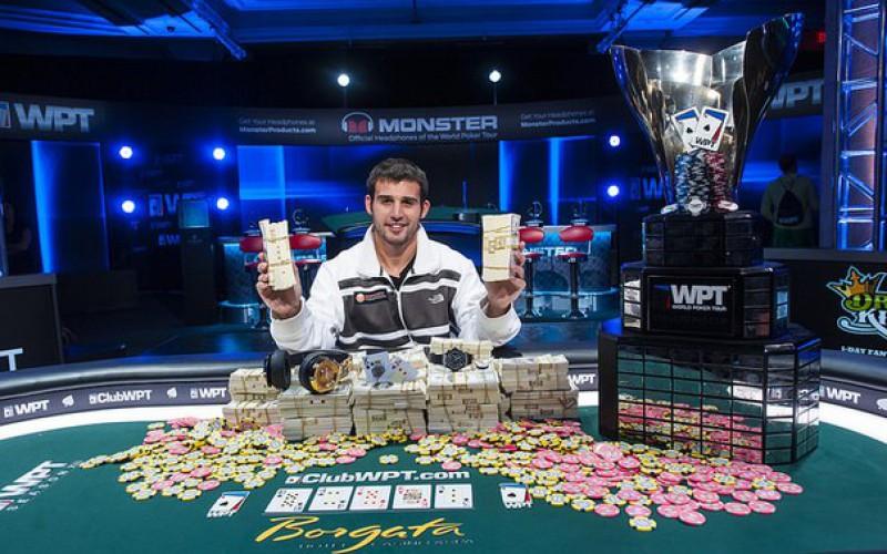 World Poker Tour: Даррен Элиас двухкратный чемпион этого года