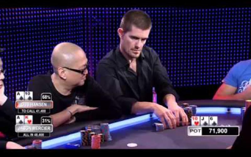 Видео: Aussie Millions 2012 – High Stakes Poker Cash Game Episode 1 | Full Tilt Poker