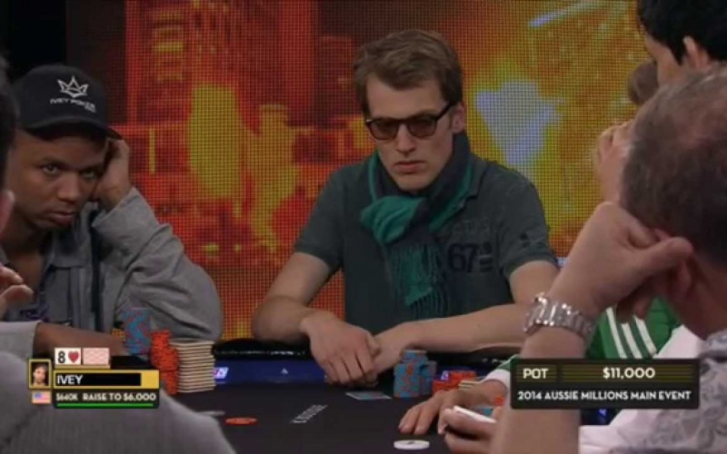 Видео: Aussie Millions 2014 – High Stakes Cash Game – Episode 5