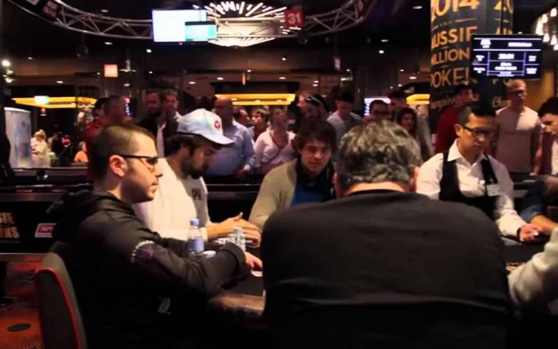Видео: Aussie Millions 2014 – High Stakes Cash Game – Episode 1