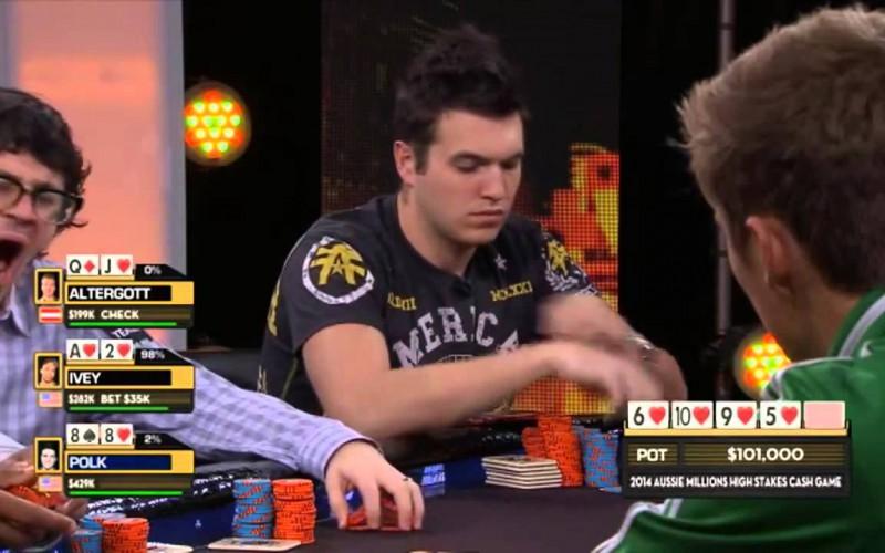 Видео: Австралийские Миллионы 2014 [Ca$h Game] Эпизод 9