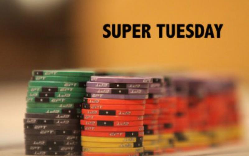 Голландец занёс Super Tuesday с общим призовым фондом $567 000