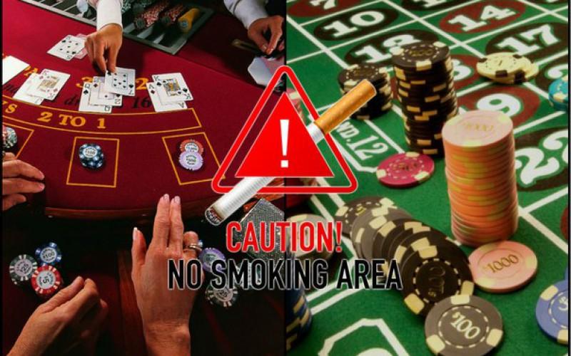 """Казино, формата """"NO SMOKING"""""""