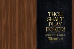 Святое воскресение – самое время для Библии… Библии Покера!