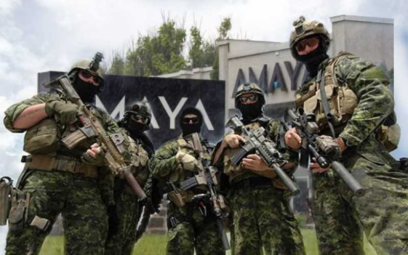 Канадская полиция совершила налёт на компанию Amaya Gaming