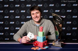 Леонид Маркин – победитель турнира суперхайроллеров на EPT