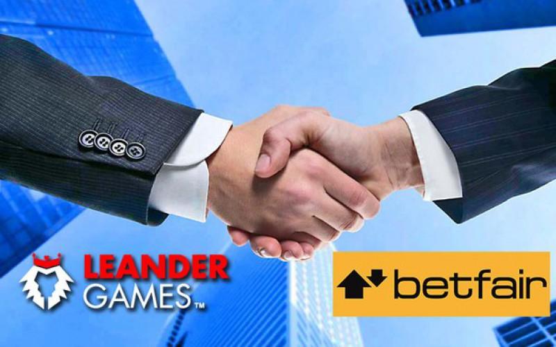 Сделка между Leander и Betfair