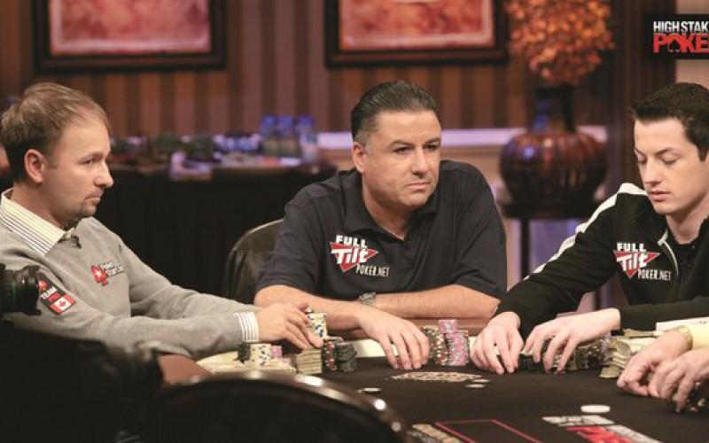 Виннеры и лузеры шоу High Stakes Poker