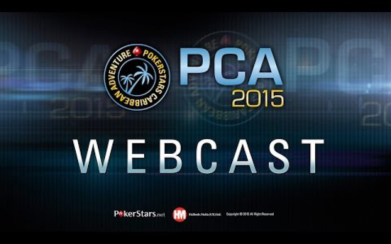Живой покерный турнир PCA 2015 – супертурнир хай-роллеров PCA, день 2