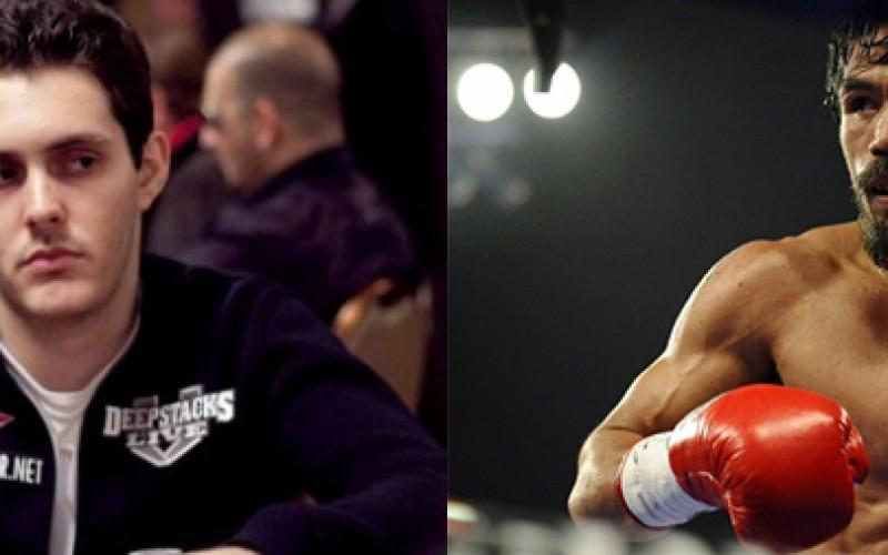 Блеф против боксёра на $100 000