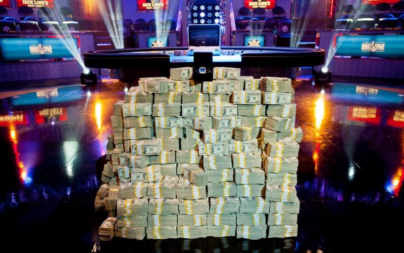 Изменена структура выплат Главного события WSOP