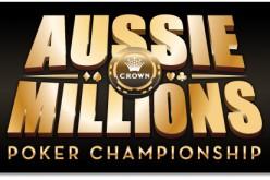Aussie Millions: обзор №1-4 ивентов