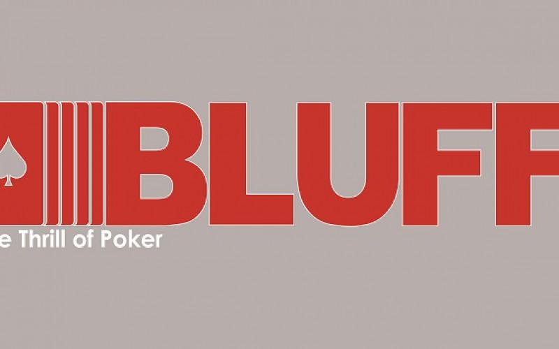 Журнал BLUFF будет только в интернете