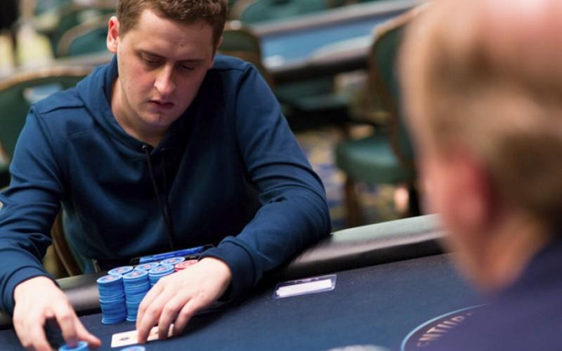 Хорошенин завершил турнир хайролеров на 3 месте