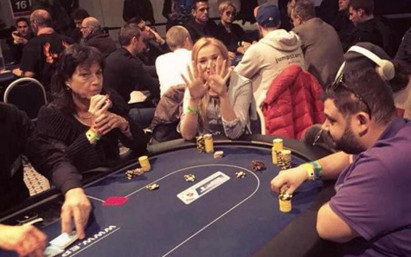 Один день из жизни покерных звезд