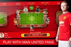 Manchester United выпустили покерный софт