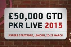 ?50 000 от PKR в Лондоне