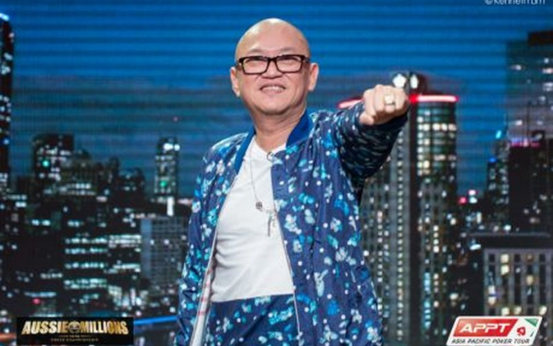 Ричард Йонг – победитель Aussie Millions $100k Challenge