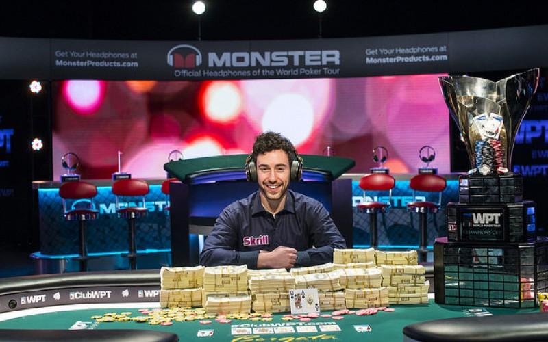 Финал WPT Borgata Winter Poker Open 2015