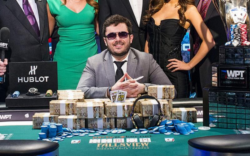 Стал известен чемпион Главного турнира World Poker Tour